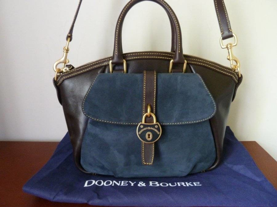 Сумка dooney and bourke lockwood satchel , оригинал фото №9