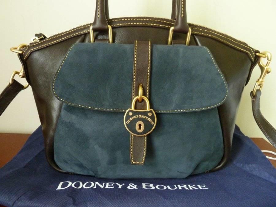 Сумка dooney and bourke lockwood satchel , оригинал фото №8