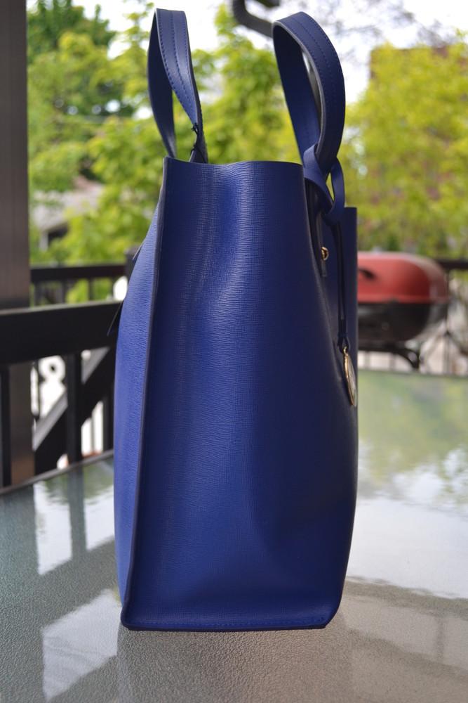 Сумка furla muse leather tote bag, оригинал фото №5