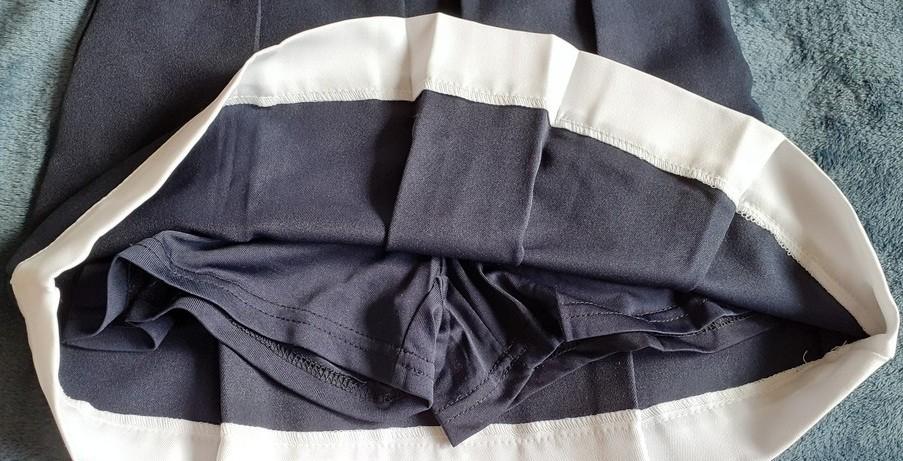 Шкільна спідничка з шортиками 8-мий розмір фото №3