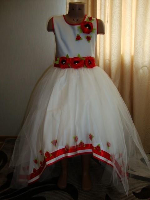 Плаття афінка колечко ручноі роботи фото №1