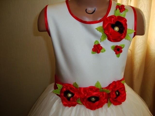 Плаття афінка колечко ручноі роботи фото №2