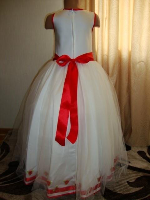 Плаття афінка колечко ручноі роботи фото №3