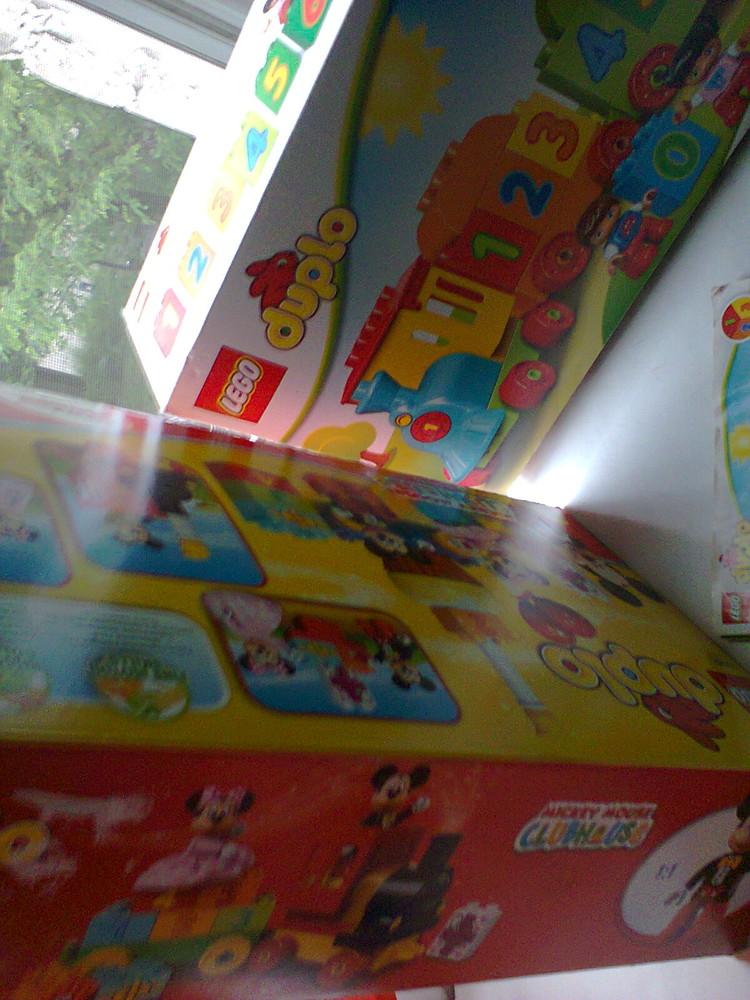 Лего дупло два набора, в состоянии новых фото №2